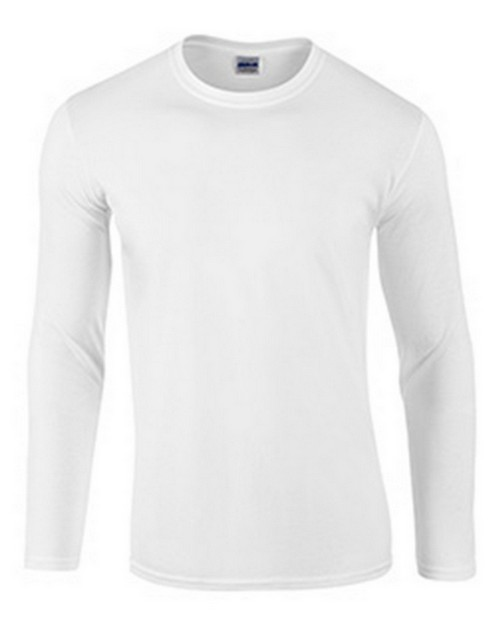 Gildan G64400 Softstyle Adult Long Sleeve Tee