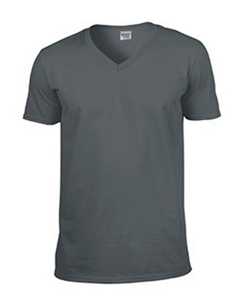 Gildan G64V00 Softstyle Adult V-Neck Tee