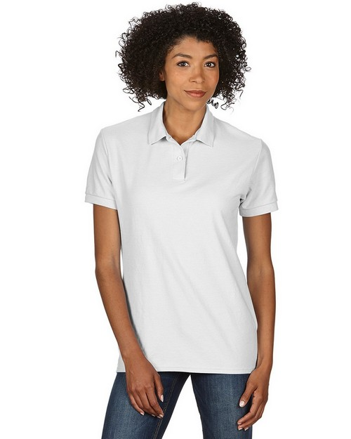 Gildan G728L DryBlend Ladies Double Pique Sport Shirt