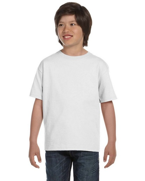 Gildan G800B Youth DryBlend 50/50 T Shirt