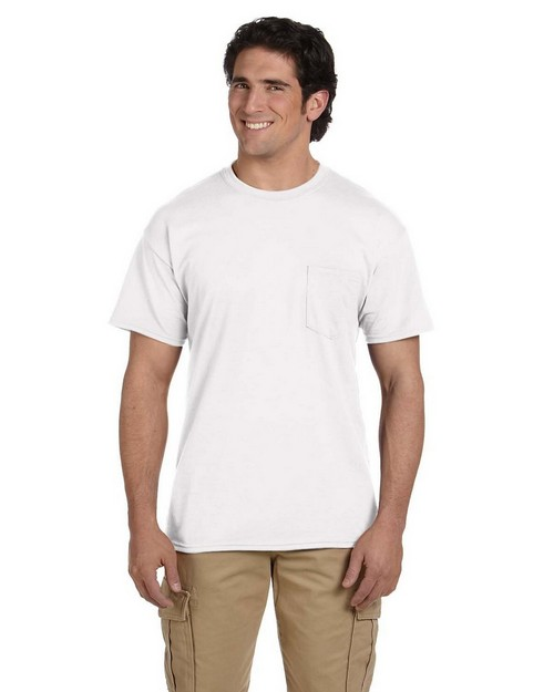 Gildan G830 DryBlend 50/50 Pocket T Shirt
