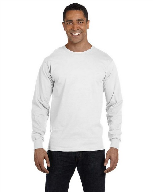 Gildan G8400 50/50 Long Sleeve Tee