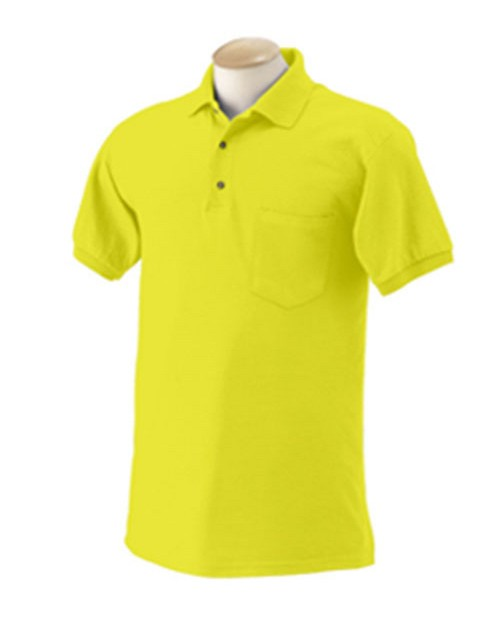 Gildan G890 DryBlend 50/50 Jersey Polo with Pocket