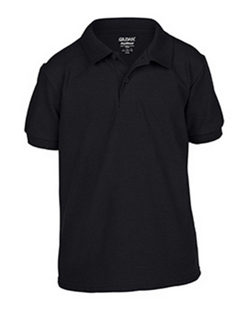 Gildan G94800B Dryblend Youth Pique Sport Shirt