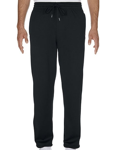 Gildan G99400 Performance Adult Tech Open Bottom Sweatpant With Pockets