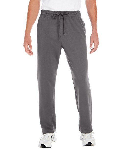 Gildan G994 Adult Performance Tech Open Bottom Sweatpants with Pockets