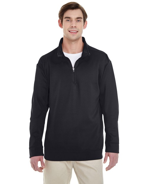 Gildan G998 Adult Performance Tech 1/4 Zip Sweatshirt