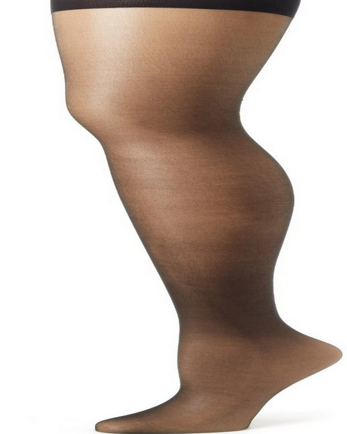 Hanes 0B260 Silk Reflections Lasting Sheer Ultra Sheer Control Top