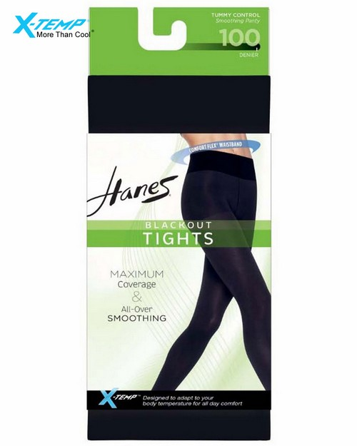 Hanes 0c263 X-Temp Womens Tight With Comfort Flex Waistband