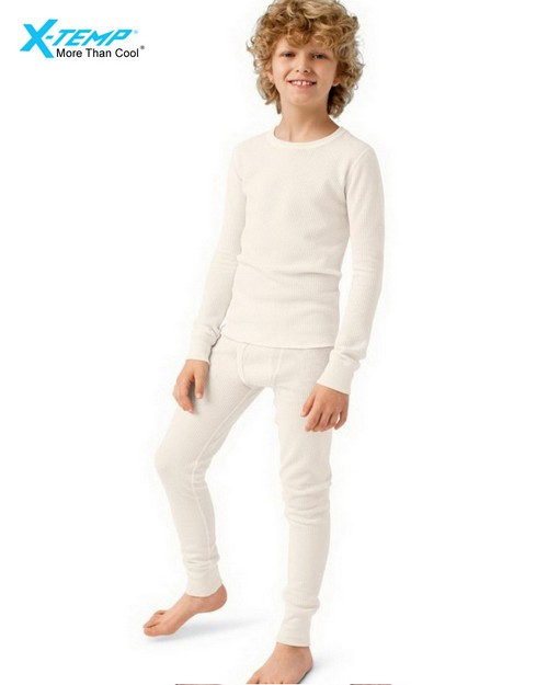 Hanes 25451 Boys X-Temp Thermal Set