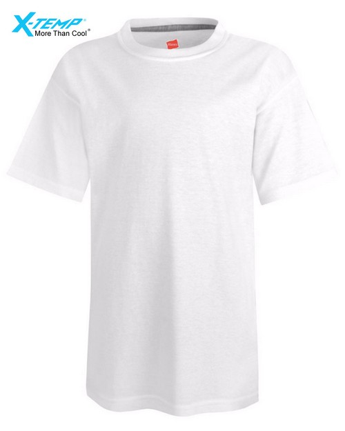 Hanes 420Y Youth X-Temp Performance Tee