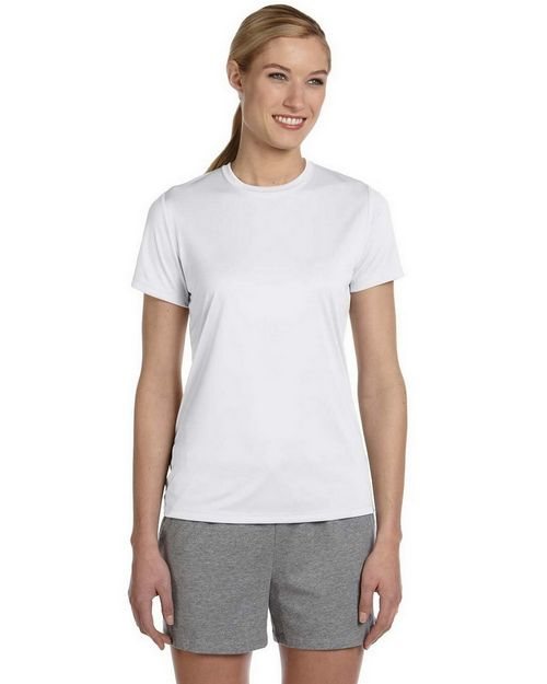 Hanes 4830 Ladies Cool Dri T-Shirt