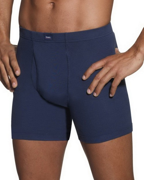 Hanes 769CP5 Classics Mens Dyed Boxer Briefs (Pack of 5)