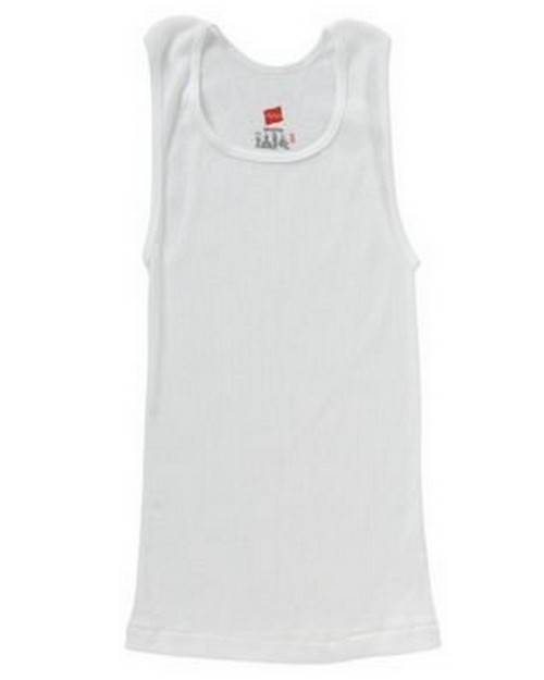 Hanes B3723N Boys Red Label Tanks