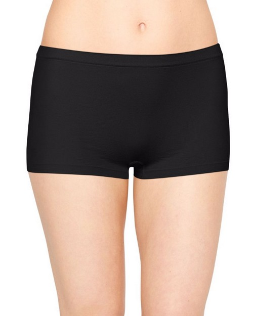 Hanes F347AS Get Cozy Boyshort