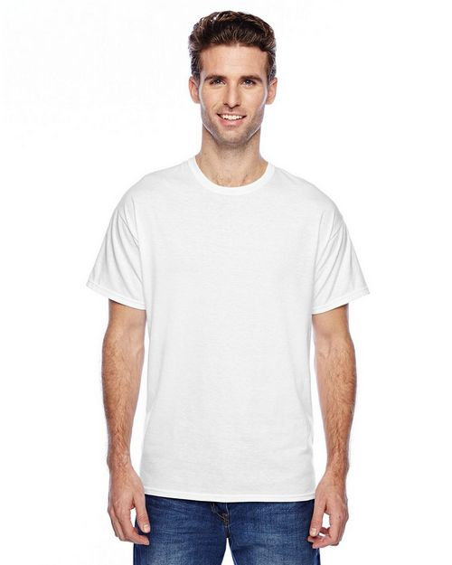 Hanes H4200 Adult X-Temp Unisex Blended Performance T-Shirt