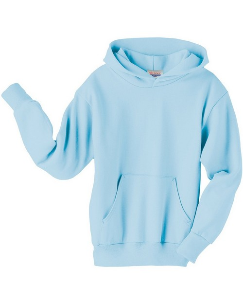 Hanes P473 Youth ComfortBlend 50/50 Pullover Hood