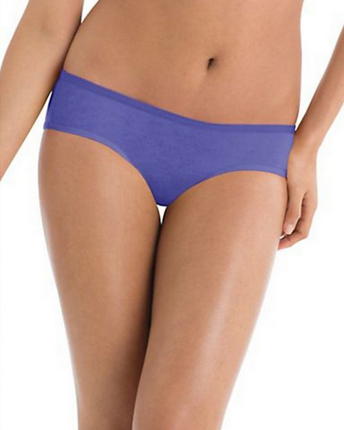 Hanes PW41AS Womens Cotton Hipster 10-Pack