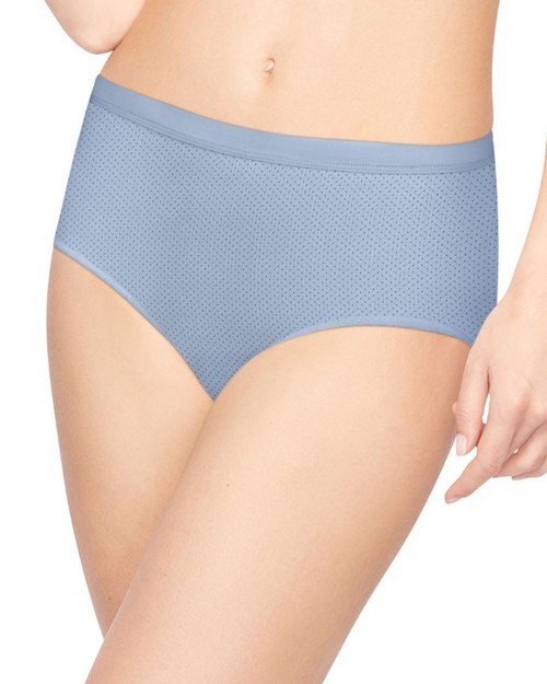 Hanes UL40AS Womens Ultra Light Brief Pack of 4
