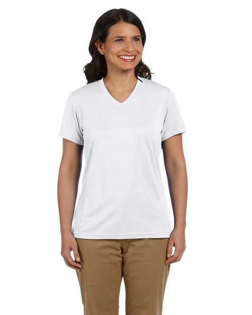 Harriton M320W Ladies Athletic Sport T Shirt