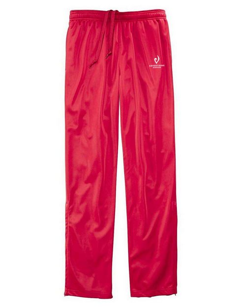 Harriton M391 Men's Tricot Track Pants