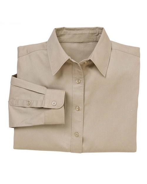 Harriton M520W Ladies Millennium Twill Shirt