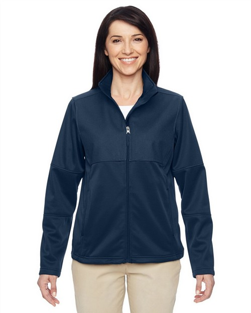 Harriton M745W Ladies Task Performance Full-Zip Jacket