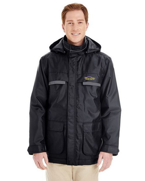 Harriton M779 Adult Axle Insulated Cargo Jacket