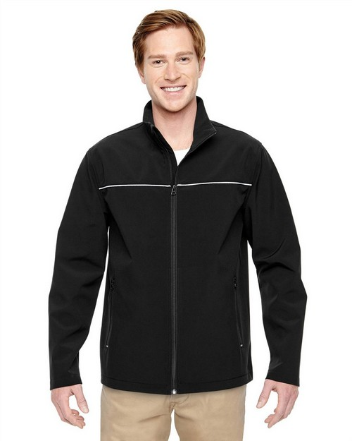 Harriton M780 Mens Echo Soft Shell Jacket