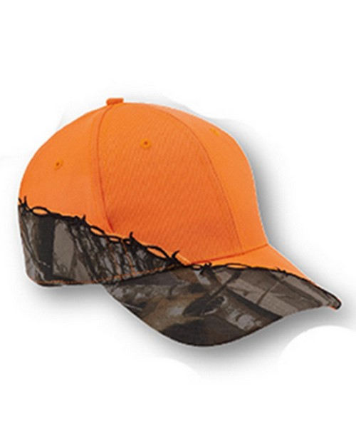 Head To Toe 2900 Barbed Wire Two-Tone Camo Hat
