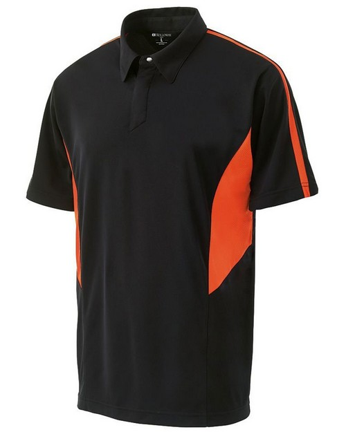 Holloway 222408 Adult Polyester Snag Resistant Shark Bite Polo