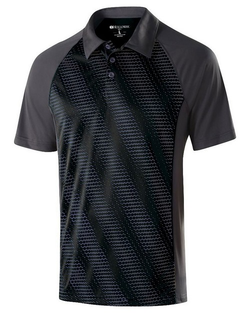 Holloway 222531 Adult Polyester Torpedo Polo