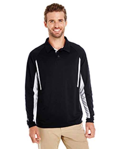 Holloway 222532 Mens Avenger Long-Sleeve Polo