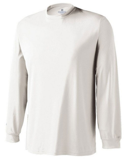 Holloway 222621 Youth Polyester Long Sleeve Spark 2.0 Shirt