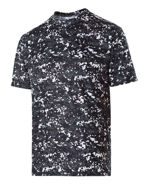 Holloway 228101 Adult Polyester Short Sleeve Erupt 2.0 Shirt
