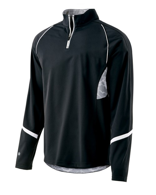 Holloway 229124 Adult Polyester 1/4 Zip Tenacity Pullover