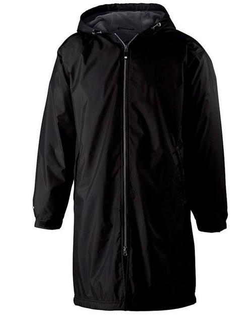 Holloway 229162 Adult Polyester Full Zip Conquest Jacket