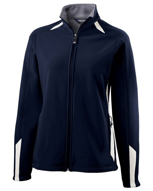 Holloway 229361 Ladies Polyester Full Zip Vortex Jacket