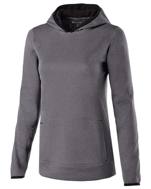 Holloway 229375 Ladies Polyester Fleece Artillery Hoodie