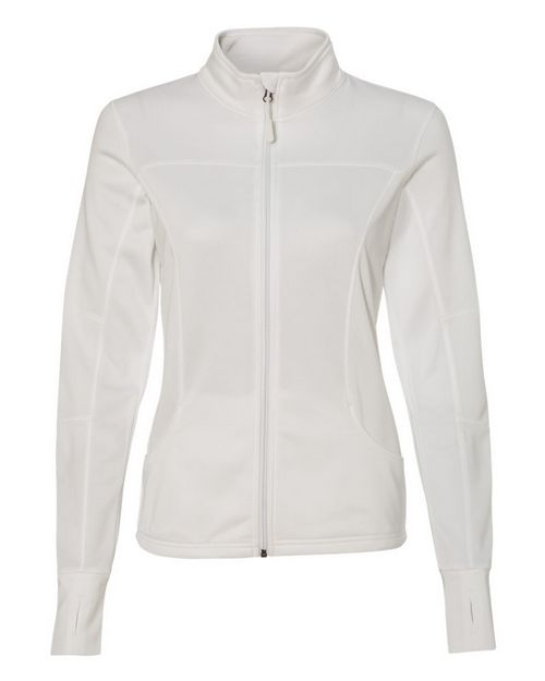 Independent Trading Co. EXP60PAZ Womens Poly-Tech Full-Zip Track Jacket