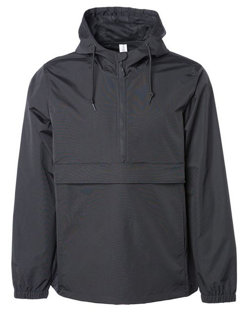 Independent Trading Co. EXP94NAW Mens Water Resistant Anorak Jacket