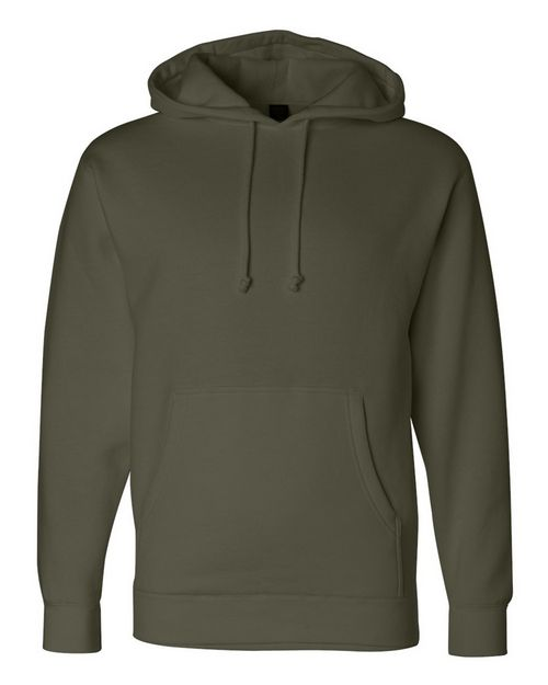 Independent Trading Co. IND4000 Mens Hooded Pullover Sweatshirt
