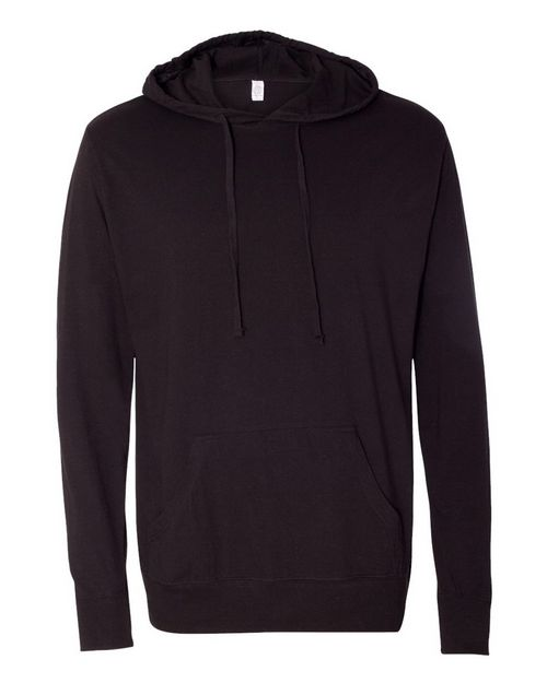 Independent Trading Co. SS150J Lightweight Hooded Pullover T-Shirt