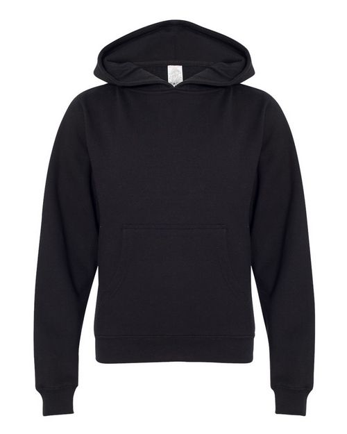 Independent Trading Co. SS4001Y Youth Midweight Hooded Pullover Sweatshirt