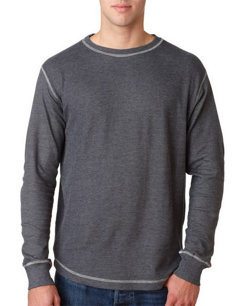 J America J8238 Vintage Thermal Long-Sleeve Tee