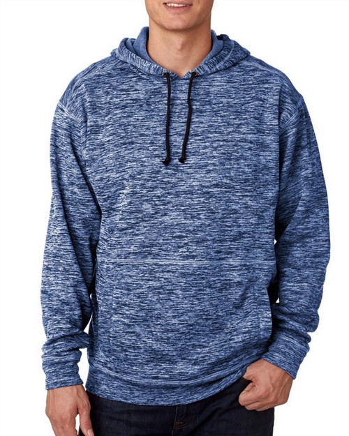 J America J8613 J.America Adult Cosmic Hooded Fleece
