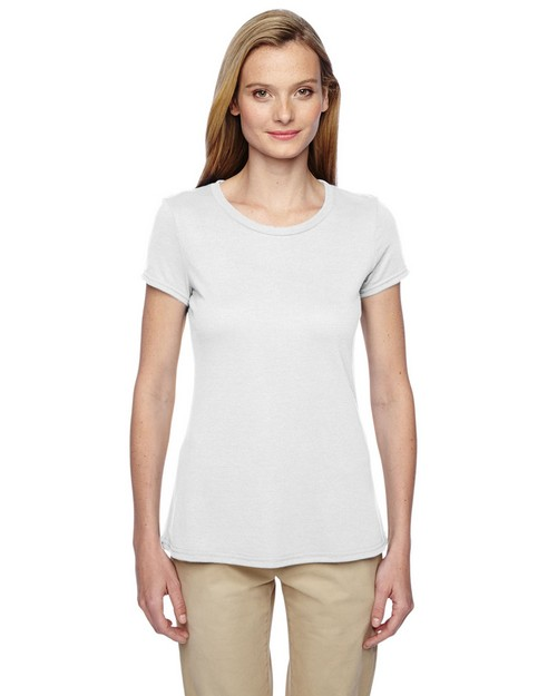 Jerzees 21WR Ladies 5.3 oz. Polyester Sport T-Shirt