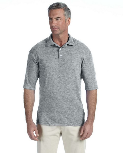 Jerzees 421M 100% Polyester Sport with Moisture Wicking Polo