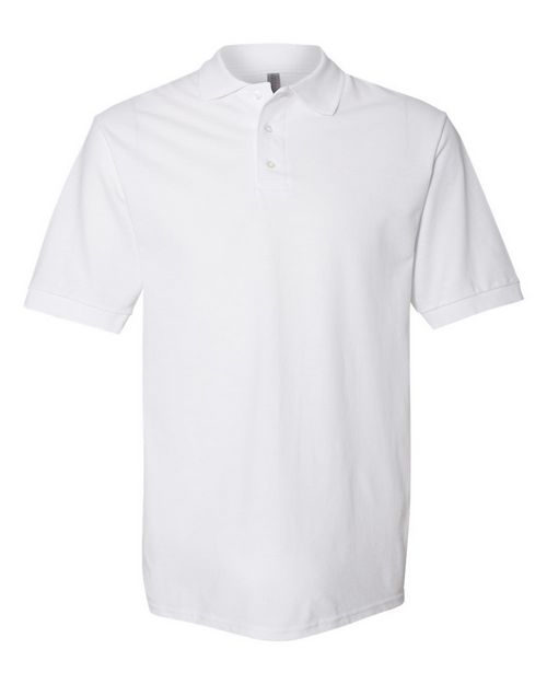 Jerzees 443M Adult Premium Ring-Spun Cotton Pique Sport Shirt