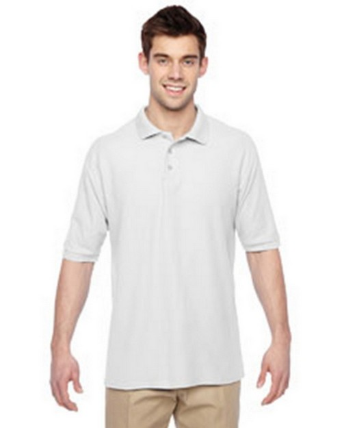 Jerzees 537MSR Mens 5.3 oz. Easy Care Polo Shirt
